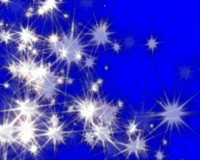 Звезды с верхнего правого угла